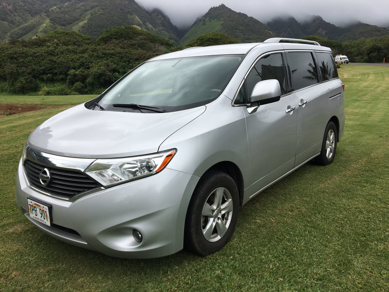 Toyota Sienna, Nissan Quest, Chrysler Town & Country, Dodge Grand Caravan